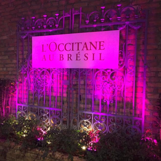 Lançamento perfume Dama da Noite L'Occitane