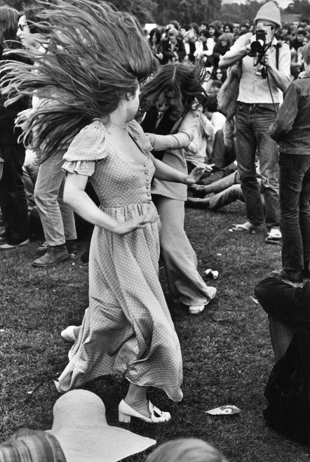 as mulheres do festival woodstock 18