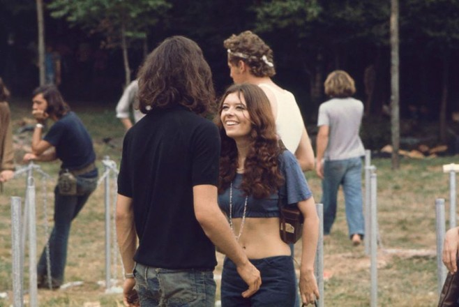 as mulheres do festival woodstock 22