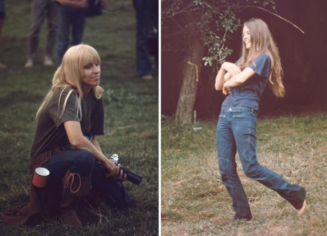 as mulheres do festival woodstock 24