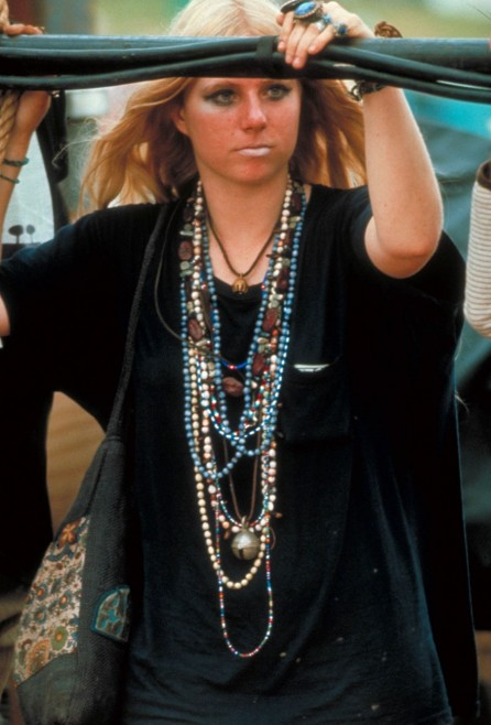 as mulheres do festival woodstock 25