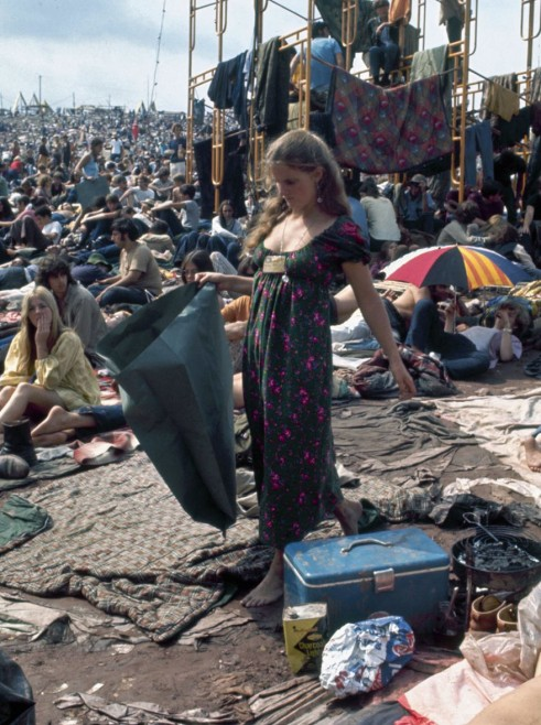 as mulheres do festival woodstock 32