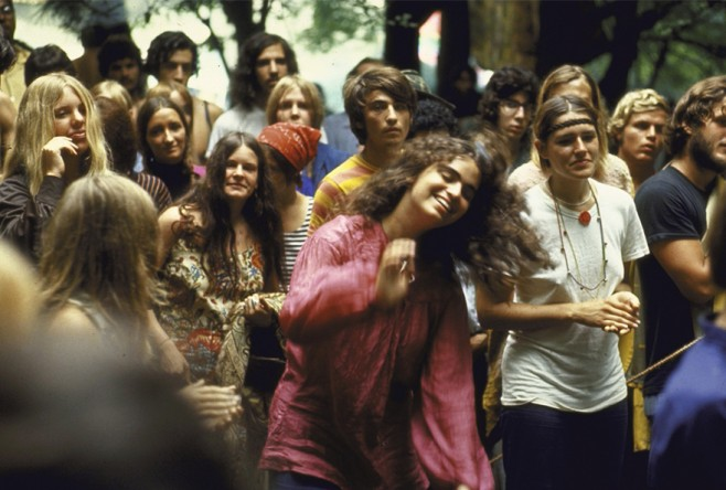 as mulheres do festival woodstock 33