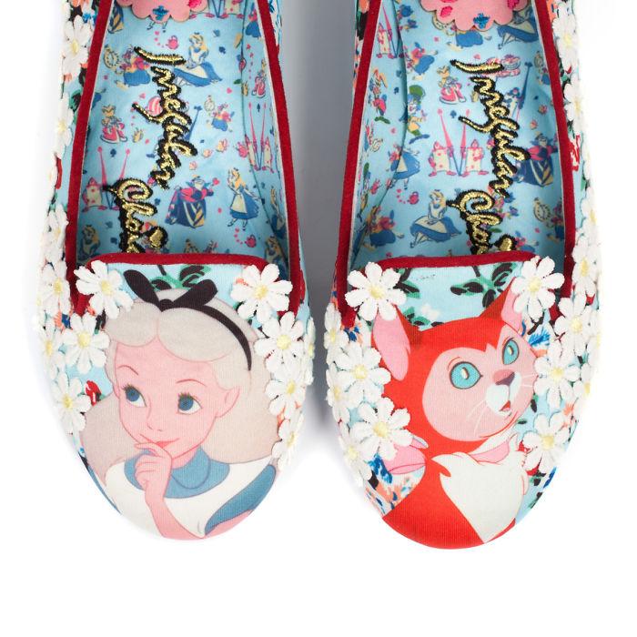 sapatos inspirados no filme Alice no país das maravilhas  12