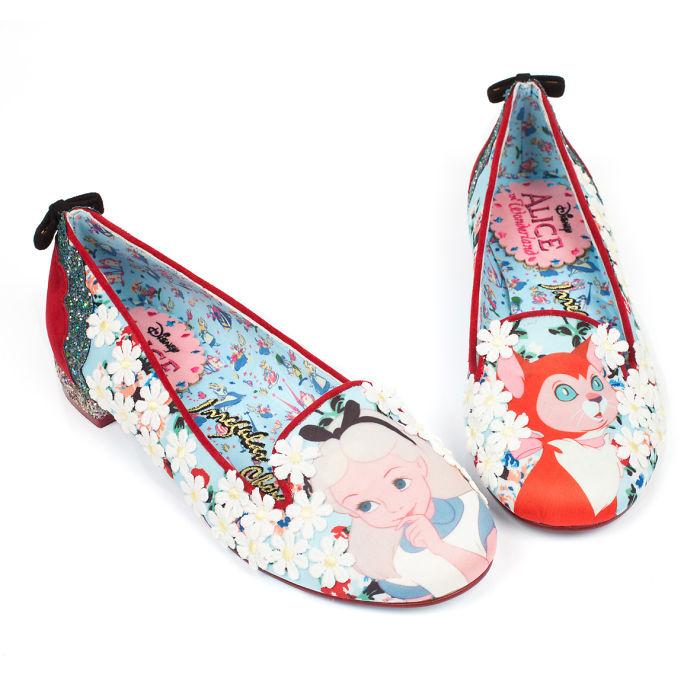 sapatos inspirados no filme Alice no país das maravilhas  13