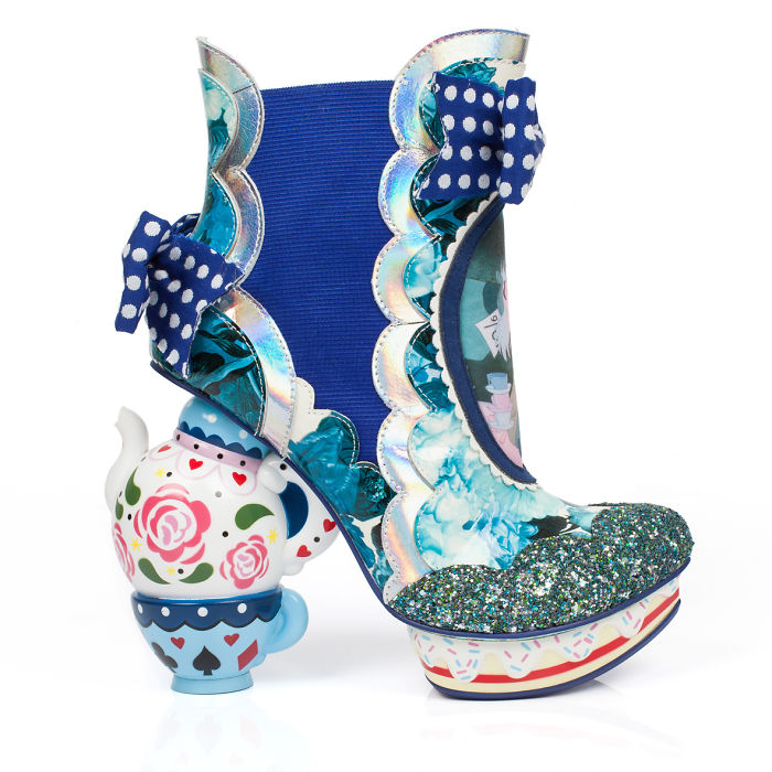 sapatos inspirados no filme Alice no país das maravilhas  6