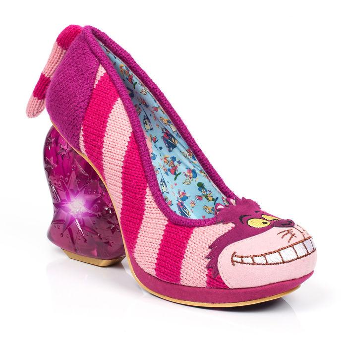 sapatos inspirados no filme Alice no país das maravilhas  9