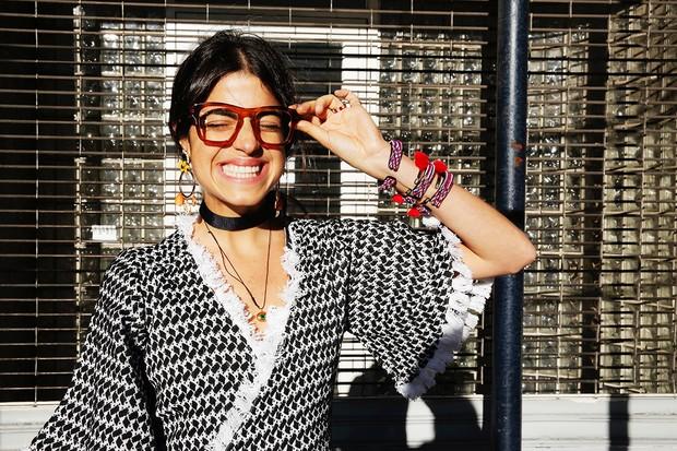68cffcee98cab Armações vintage para óculos de grau   We Fashion Trends