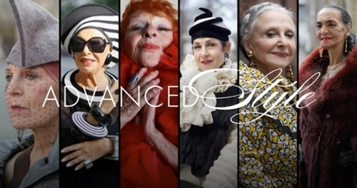 Advanced Style documentario sobre moda netflix