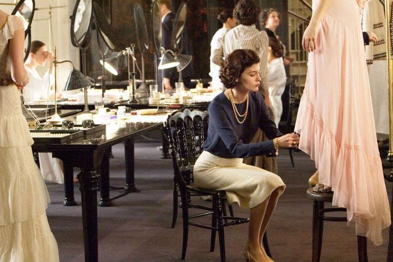 Coco Antes de Chanel filmes de moda netflix
