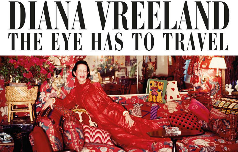 Diana Vreeland — The eye has to travel documentario sobre moda netflix