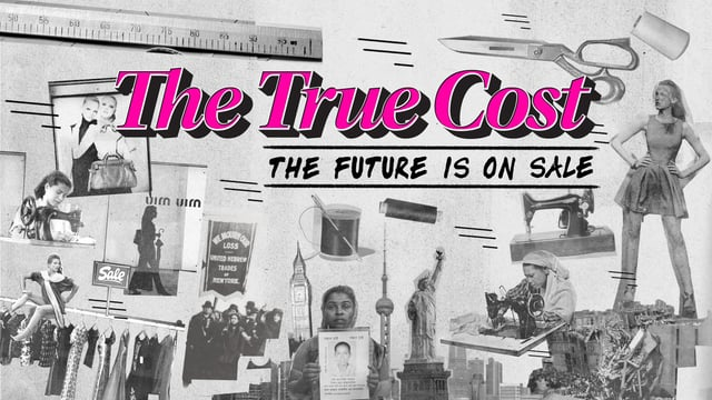 The True Cost documentario sobre moda no netflix