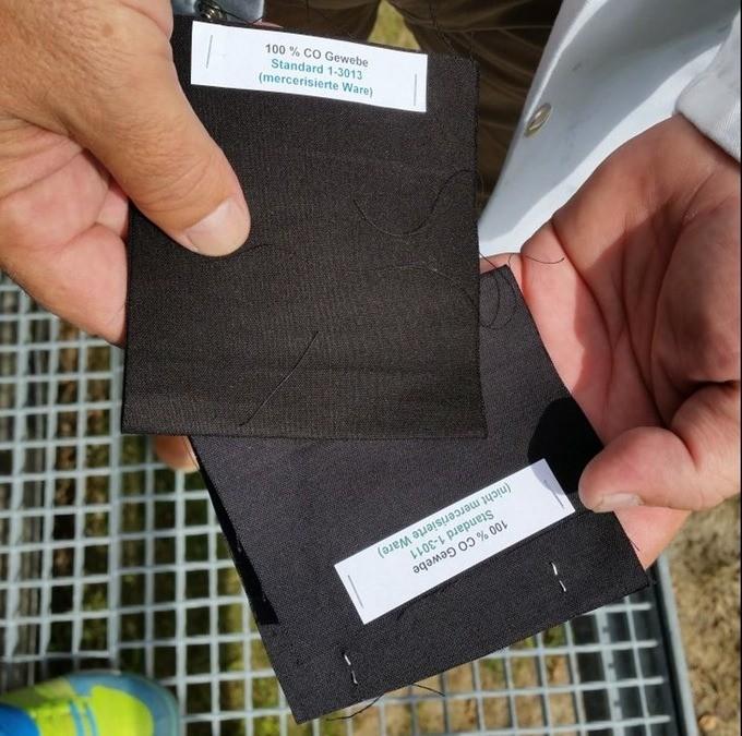 Viperblack tecido mais preto que o preto
