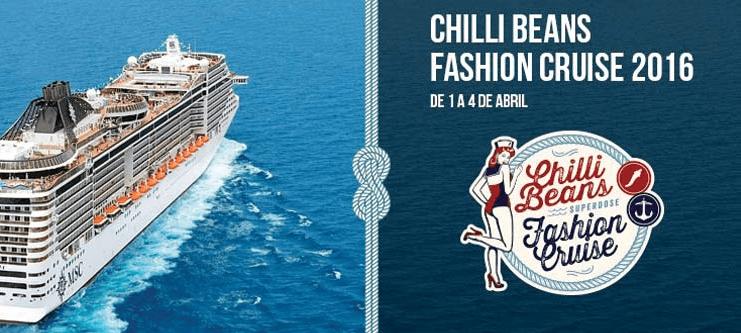 chilli beans fashion cruise saiba tudo o que rolou
