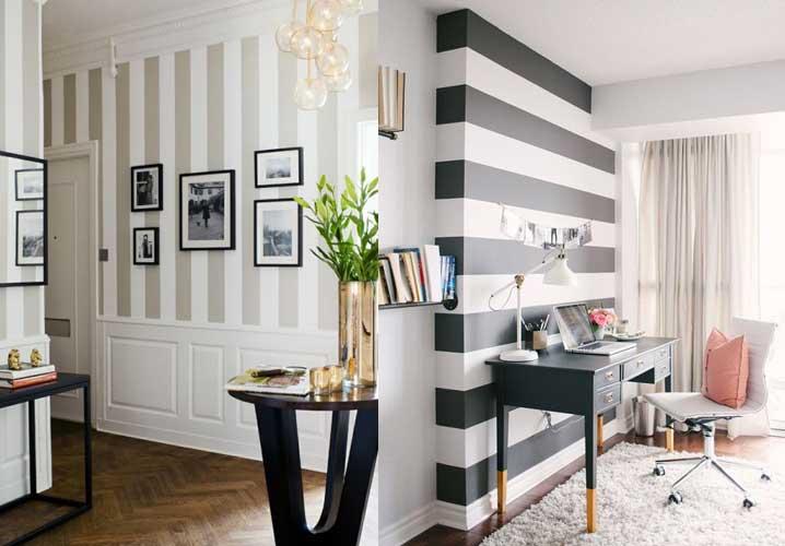 decoração-casa-com-listras
