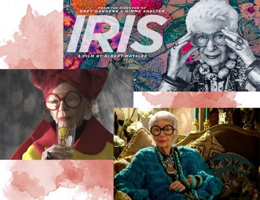 melhores filmes netflix sobre moda Iris