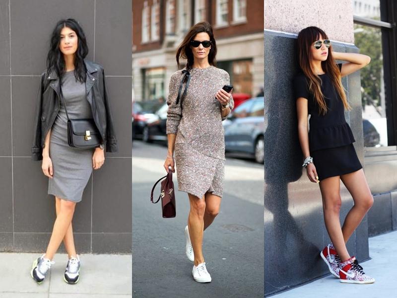 Tênis Esportivo Em Looks Do Dia A Dia We Fashion Trends