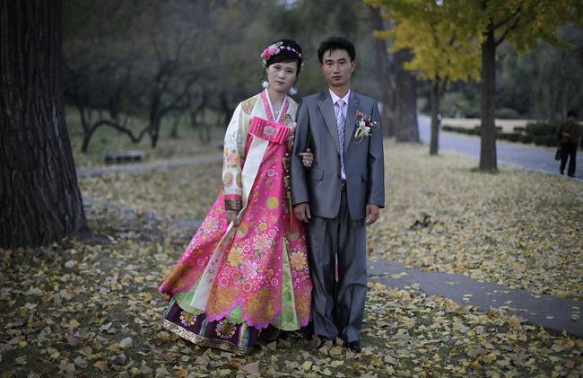 vestido de casamento na coréia