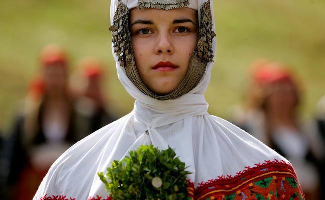 vestido de noiva na bulgária