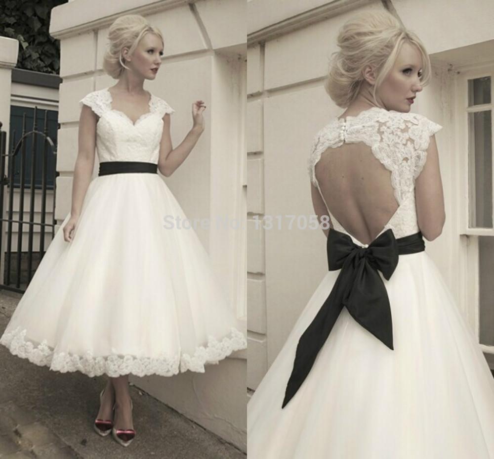 64 Vestidos De Noiva Curtos E Lindos We Fashion Trends