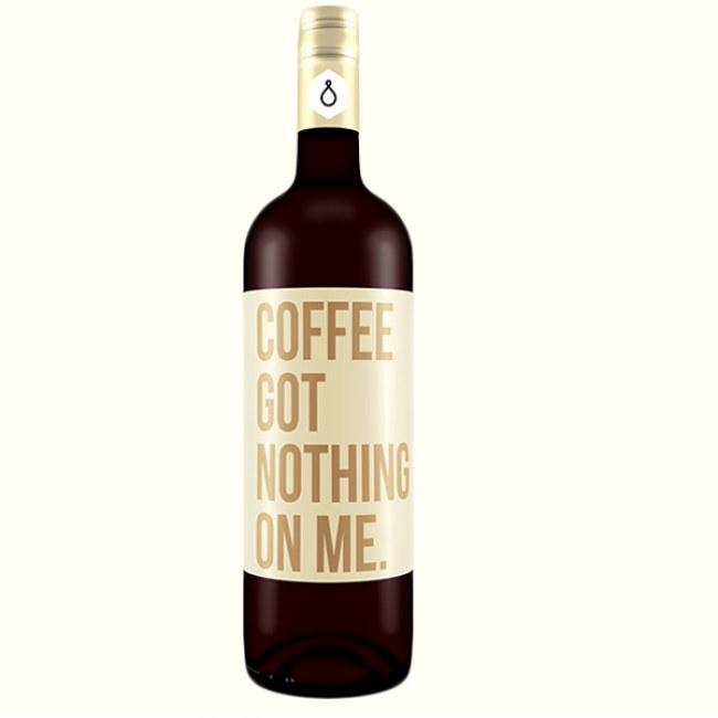 Café não é nada comparado comigo