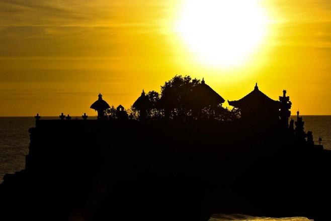Tanah Lot Temple – Bali, Indonésia
