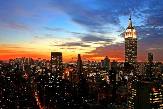 Top of the Rock Observation Deck – Nova York, Estados Unidos