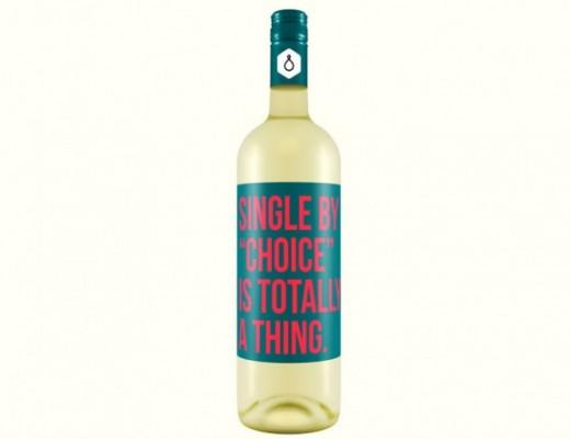 Vinho garrafa rótulos sinceros 5