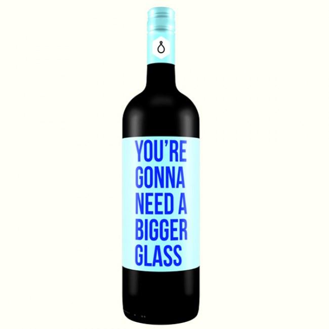 Você vai precisar de um copo maior