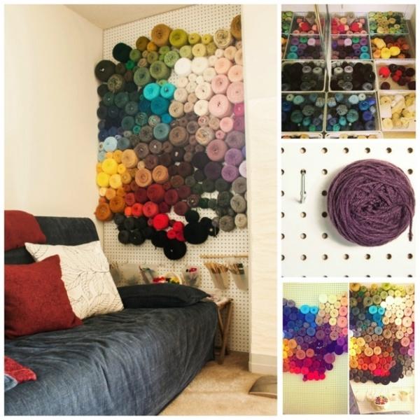 ideias de organização para quem ama costurar