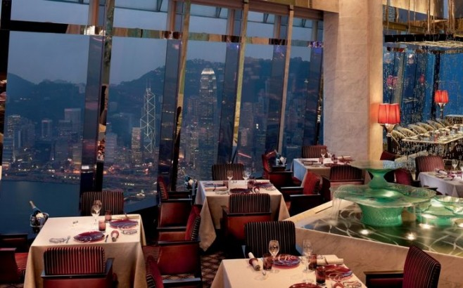 rooftop Ozone – Hong Kong – China