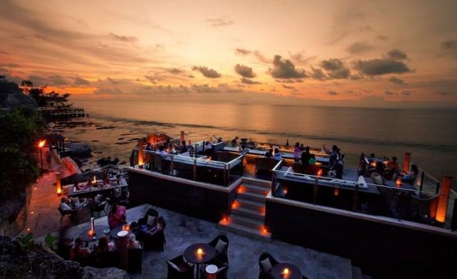 rooftop Rock Bar – Bali – Indonésia