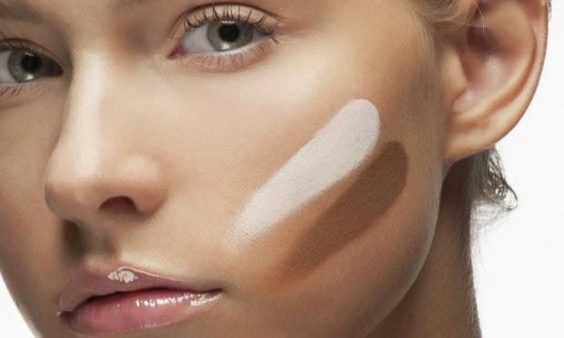 Como corrigir base de maquiagem muito clara ou escura