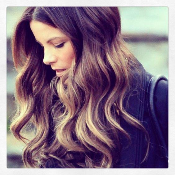 cabelo com mecha texana