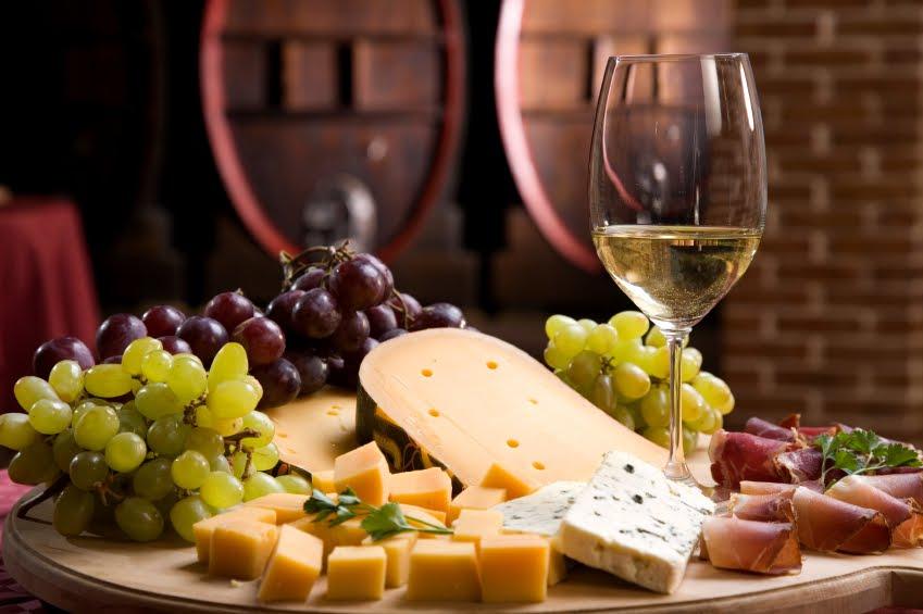 como harmonizar queijos e vinhos