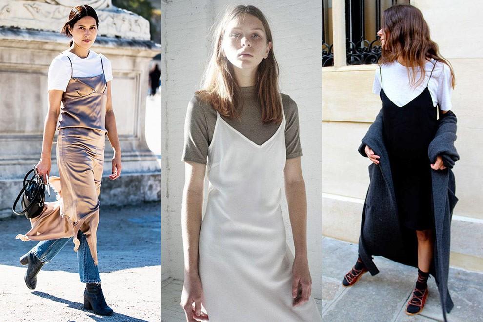 como usar slip dress we fashion trends