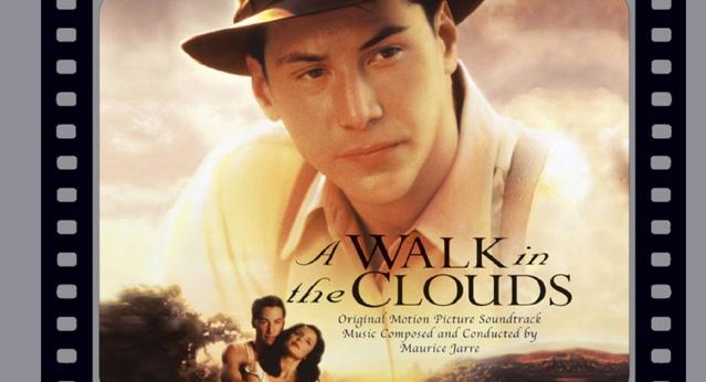 filme sobre vinhos Caminhando nas Nuvens