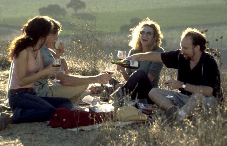 filmes para quem ama vinhos Sideways – Entre Umas e Outras (2004)