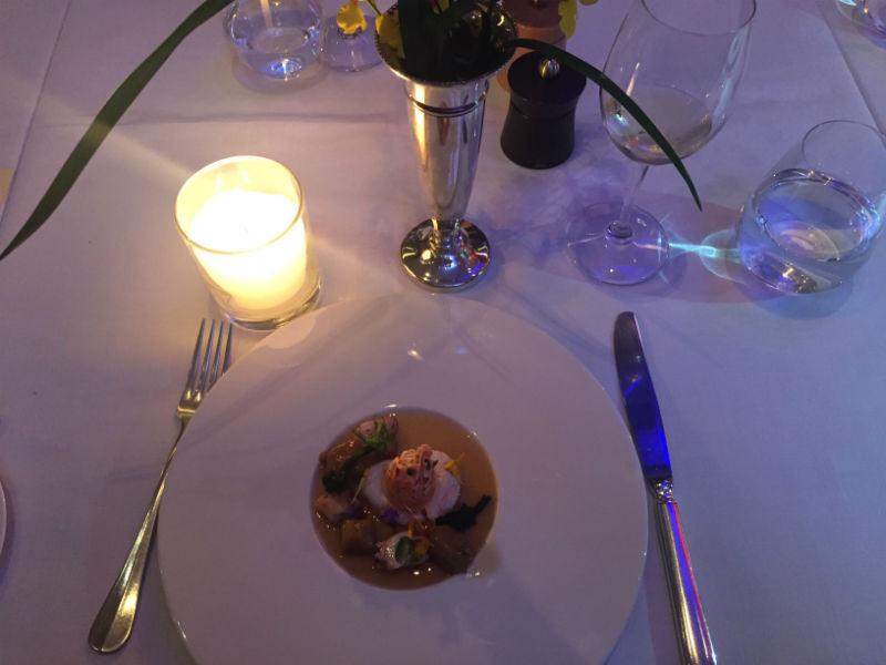 jantar  2ª edição do 'Grand Table de la Collection'