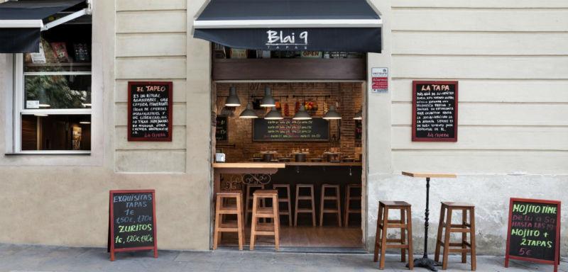 Bar Blai 9 em barcelona