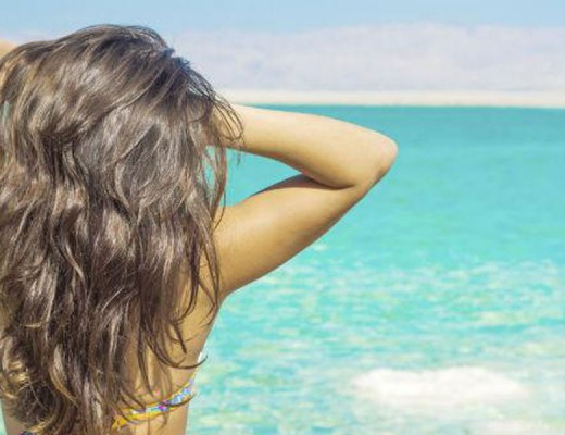 Como cuidar dos cabelos no verão