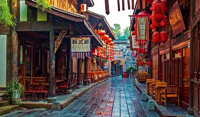 Dicas de turismo e roteiro para fazer na China Chengdu