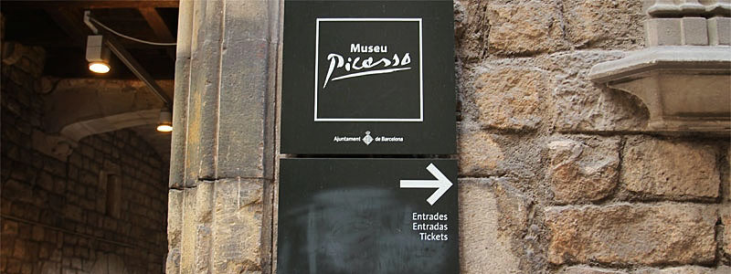 Museu Picasso fonte de inspiração em barcelona