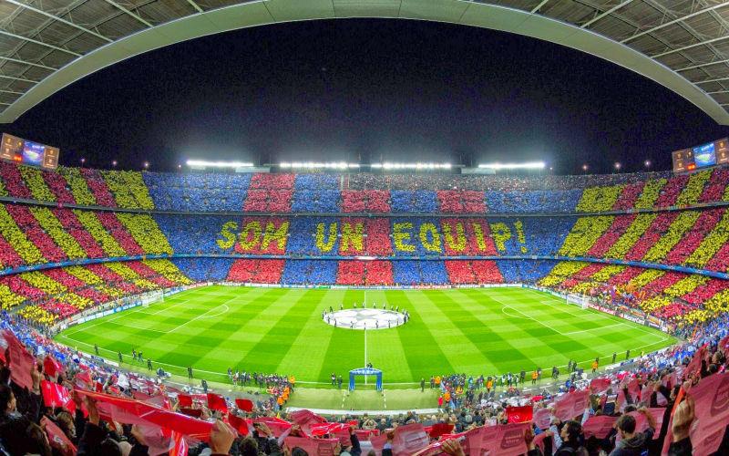 Museu e Estádio do Barcelona FC