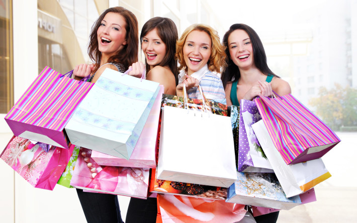 mulheres queimam até 15 mil calorias em compras por ano