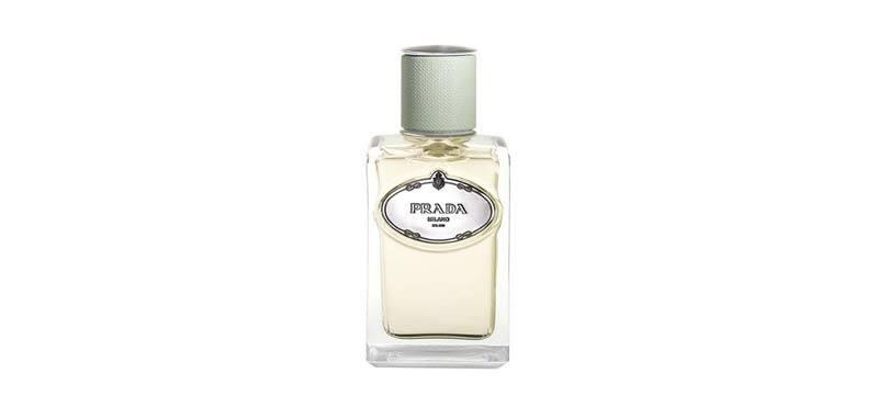 perfume feminino Infusion d'Iris (2007, Prada).