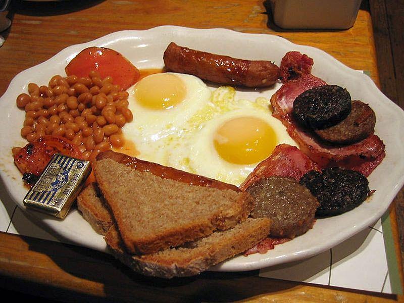 Café da manhã argentino