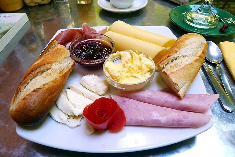 Café da manhã australiano