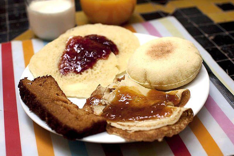 Café da manhã espanhol