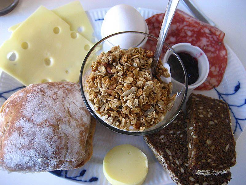 Café da manhã galês
